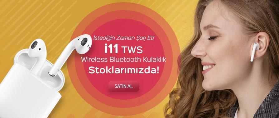 i11 TWS Bluetooth Kulaklık