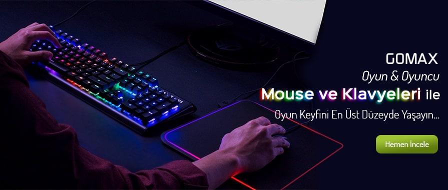 Oyuncu Mouse & Klavye