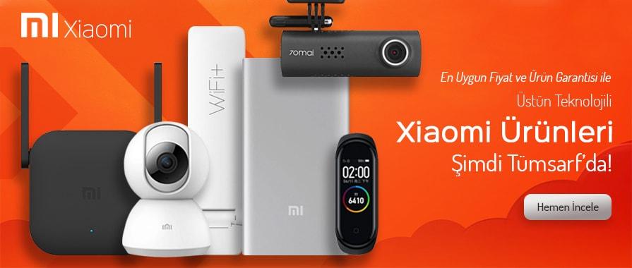 Xiaomi Ürünleri Tümsarf'da!