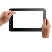 Tablet Dokunmatik ve LCD Ekran