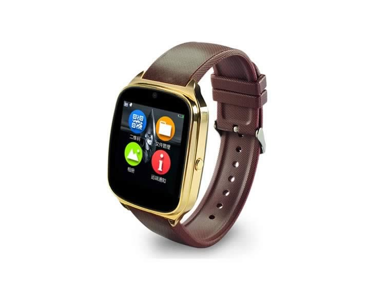 LW05 Smart Watch Akıllı Saat Gold