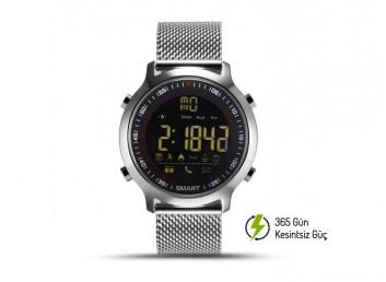 Ex18 Pilli Akıllı Saat