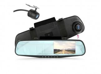 Kameralı Dikiz Aynası Geri Görüş Kameralı Park Sensörü 1080P