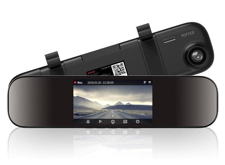 Xiaomi Mi Drive D04 70mai Dikiz Aynası 1600P Araç Kamerası