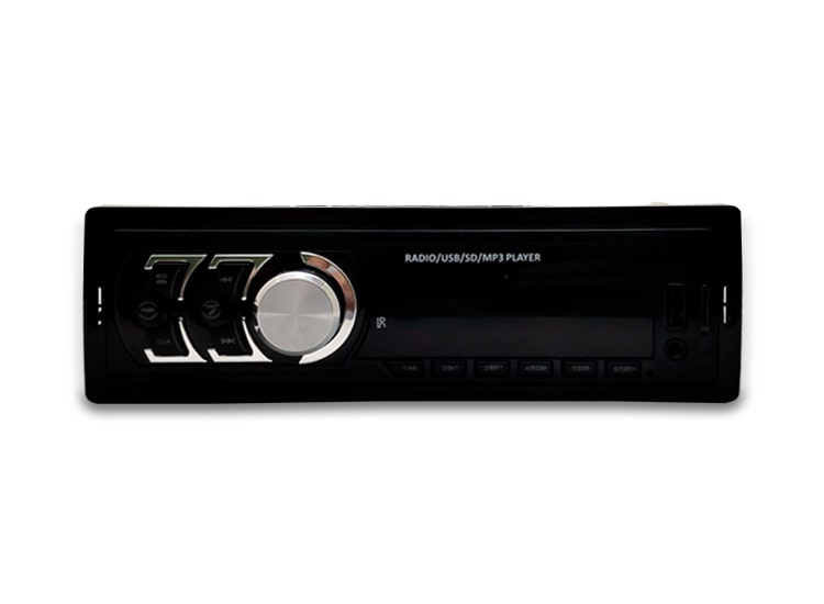 XBTQD 1781 Uzaktan Kumandalı FM/USB/SD/MP3 Player Oto Teyp