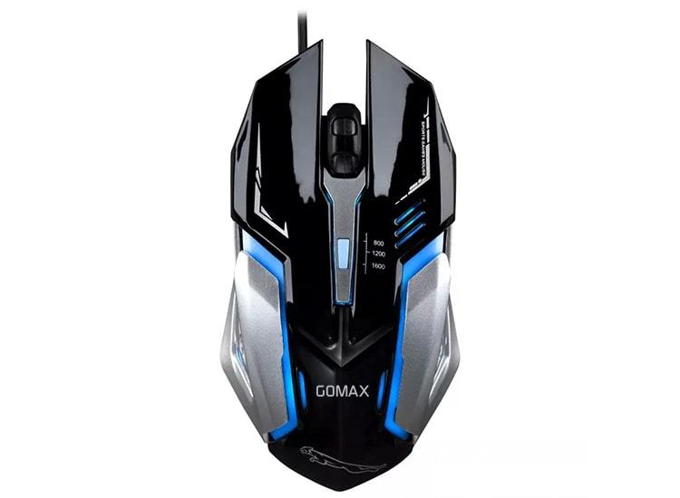 Gomax M2 RGB Işıklı Optik Oyuncu Faresi - Gaming Mouse
