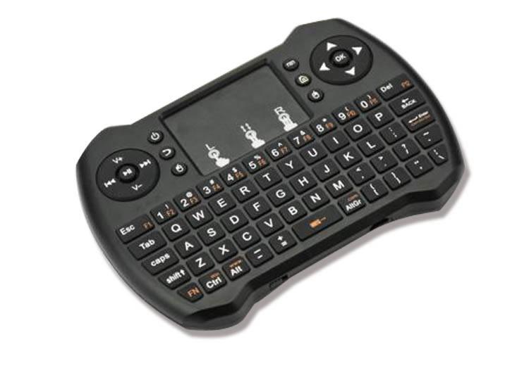 Mini Wireless Klavye ve Mouse