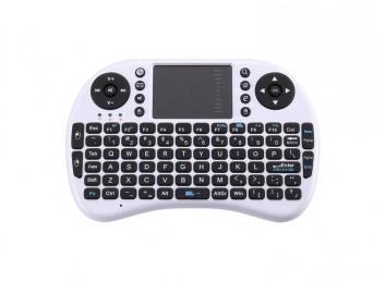 Mini Wireless Işıklı Klavye ve Mouse
