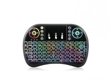 Kablosuz Bluetooth Türkçe Mini Klavye Mouse Smart TV Box