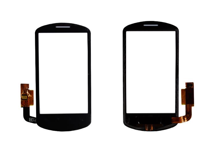 Huawei U8800 İdeos X5 Dokunmatik Ön Cam Siyah