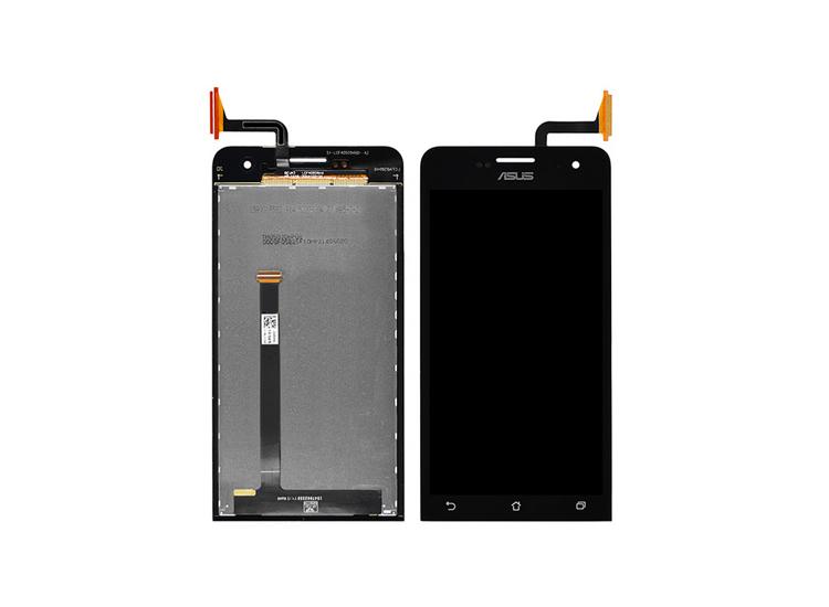 Asus Zenfone 5 A500CG A500KL A501CG LCD Ekran ve Dokunmatik Çerçevesiz