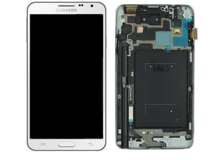 Samsung Galaxy Note 3 LCD Ekran ve Dokunmatik