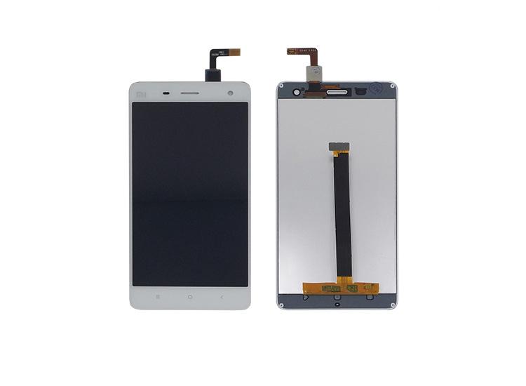 Xiaomi Mi4 Beyaz LCD Ekran ve Dokunmatik
