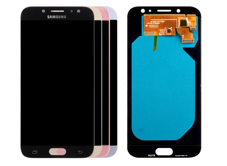 Samsung Galaxy J7 Pro J730 Oled Revize Ekran ve Dokunmatik