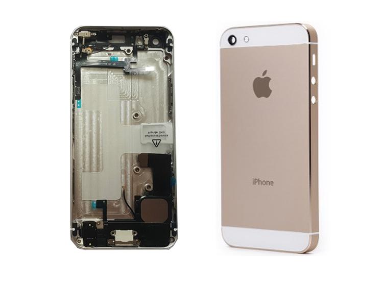 Iphone 5 Full Kasa Siyah Iphone 5 Kasa