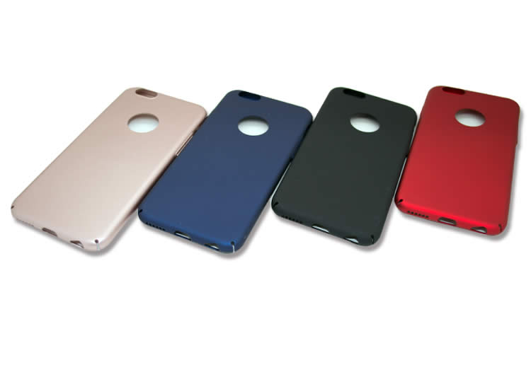 İphone 6 Plus/6S Plus Rubber Arka Kapak-Kılıf