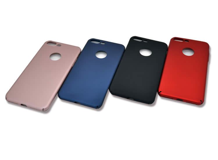 İphone 7 Rubber Arka Kapak-Kılıf
