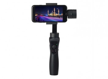 S5 3 Eksenli Akıllı Telefon El Sabitleyici Gimbal Stabilizer