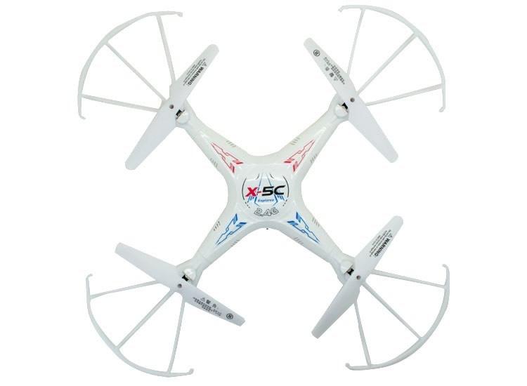 X-5C Kamerasız Drone