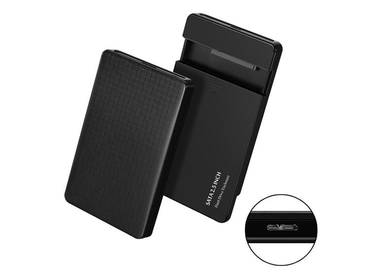 Harddisk Kutusu 2.5 inç Sata USB 3.0