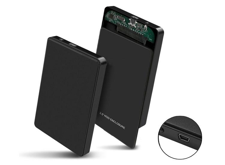 Harddisk Kutusu 2.5 inç HDD USB 2.0