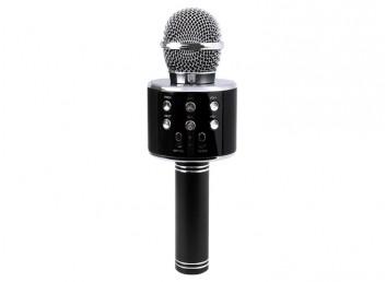 WS-858 Bluetooth Karaoke Mikrofon Hoparlör