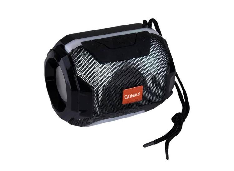 K5 Kablosuz Bluetooth Hoparlör - Siyah