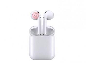 i18 TWS Kablosuz Dokunmatik Tuşsuz 5.0 Bluetooth Kulaklık