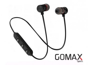 Gomax Sports Mıknatıslı Kablosuz Mini Bluetooth Kulaklık