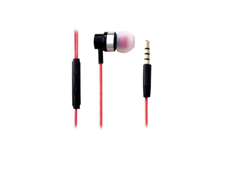GoMax G120 Mikrofonlu Kulaklık-Kırmızı