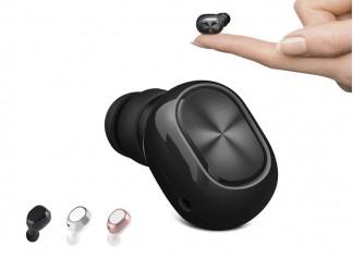 Q1 Mini Tekli Kablosuz Bluetooth Kulaklık - 3 Renkli