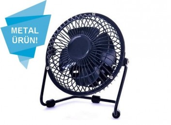Usb Mini Fan 4 İnç