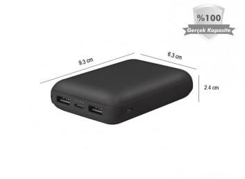 GoMax PowerBank 10000 mAh Harici Batarya