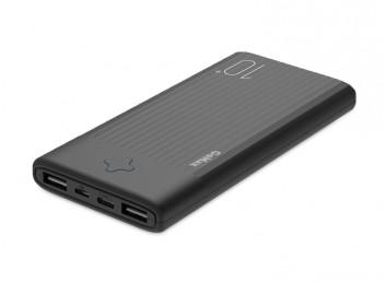 Gomax 10000 mAh Çift USB Girişli Gerçek Kapasite Powerbank