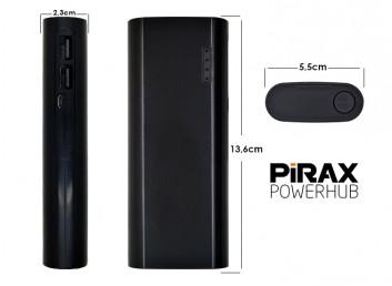 Pirax PowerBank 10000mAh Harici Batarya