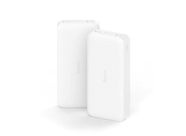 Xiaomi Redmi 20000 mAh QC3.0 Type-C Taşınabilir Hızlı Şarj Cihazı Powerbank