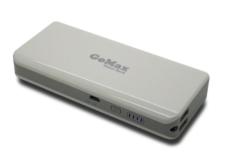 GoMax PowerBank 12000mAh Harici Batarya