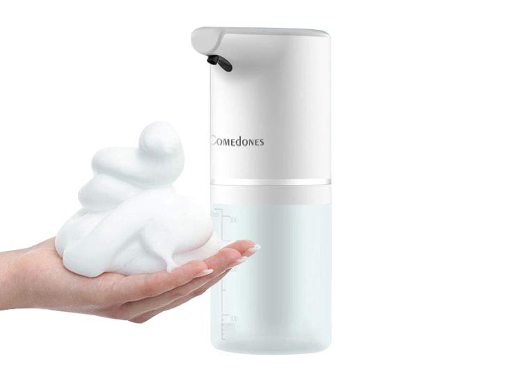 Comedones Sensörlü Sıvı Sabunluk Otomatik Köpük Makinesi