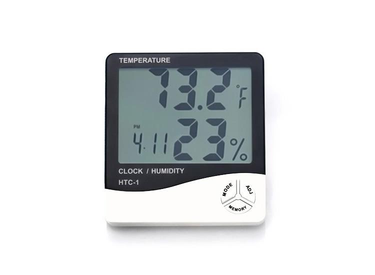 Masaüstü Dijital Termometre Nem Ölçer