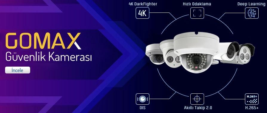Gomax Güvenlik Kamerası