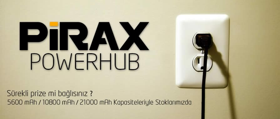 Pirax Powerhub