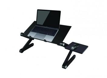 Katlanabilir Soğutuculu Laptop Standı Masası