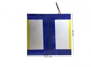 3.7V 6000 mAh 11x13.9 cm Tablet Bataryası
