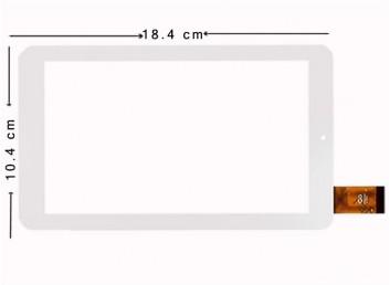 Dark EvoPad M7430 Dokunmatik Ekran-Beyaz