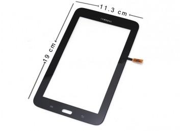 Samsung Galaxy Tab 3 Lite 7.0 SM-T113 Dokunmatik Ekran Siyah