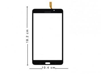 Samsung Tab 4 SM-T230 Dokunmatik Ekran - Siyah