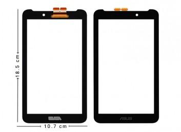 Asus Memopad K012 Dokunmatik Ekran-Siyah