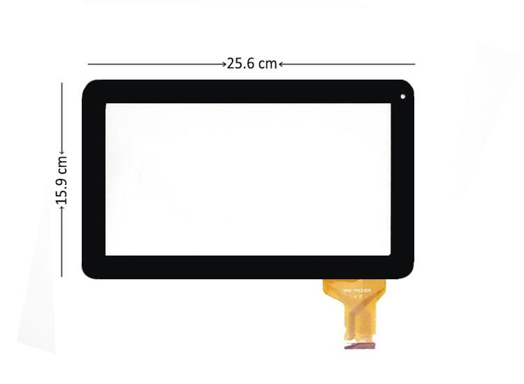Jsmax MID-1031D Dokunmatik Ekran-Siyah