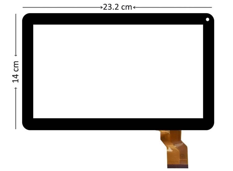 Allwinner A23 Dokunmatik Ekran