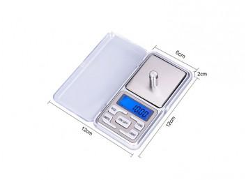 Dijital Mini Cep Terazisi 200Gr/0,01Gr